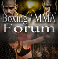 Boxing MMA Forum