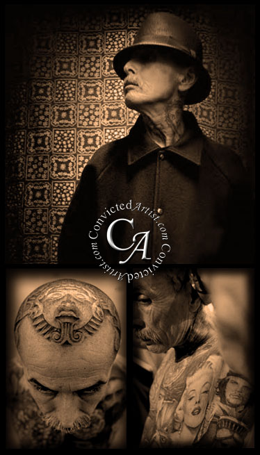 EDWARD CHUCO CABALLERO - Tattoos