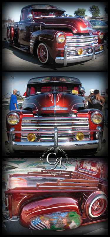Fourth Annual Costa Mesa 2009 Car Show Tour